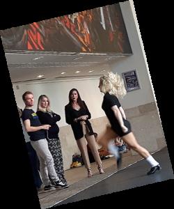 taniec McGahan Lees irlandzki Michalina Skwarek